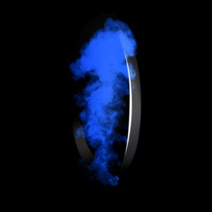 Smoky Effect 09 Blue
