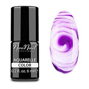Aquarelle Purple