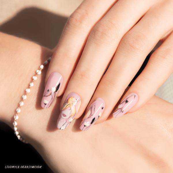 Nail Art, Gel Nails